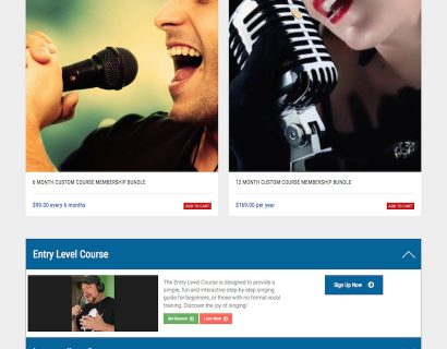 Free Online Singing Course | Learn To Sing | Vox Singing Academy